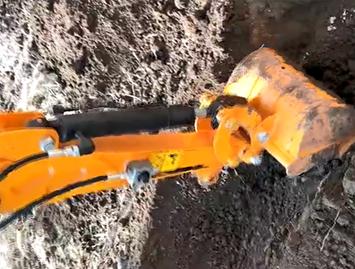 小挖机技巧